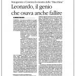 """Inaugurata a Cosenza la mostra delle """"Macchine"""""""