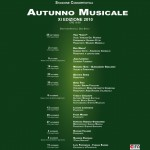 Autunno Musicale 2010