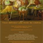 Tracce dell'antico sulla tavola dei Calabresi.