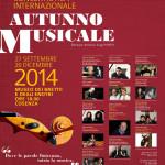 XV stagione concertistica internazionale Autunno Musicale