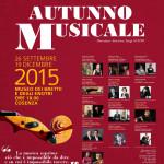 """Secondo concerto della XVI Stagione Concertistica Internazionale """"Autunno Musicale"""""""
