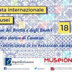 Il Museo dei Brettii e degli Enotri partecipa all'International Museum Day