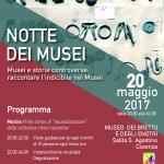 Notte dei Musei - Musei e storie controverse: raccontare l'indicibile nei Musei