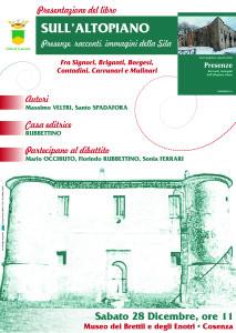 LOCANDINA LIBRO MASSIMO VELTRI