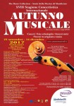 Autunno musicale 2017