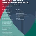 Il contributo del Museo dei Brettii e degli Enotri al progetto nazionale contro la contraffazione. L'8 novembre conferenza a Palazzo Arnone