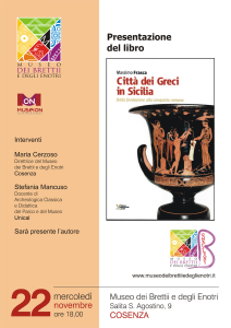 presentazione libro Frasca