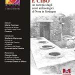 """Conferenza """"Archeologia e Cibo. Un esempio dagli scavi archeologici di Nora in Sardegna"""""""