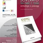 """Presentazione libro """"Soverato tra mare e terra - archeologia e paesaggi"""""""