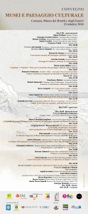 Locandina Convegno 23 ottobre