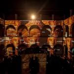E' permanente l'opera immersiva creata da Teatro Studio Krypton per una nuova fruizione, emozionante e innovativa, del restaurato Chiostro di S. Agostino
