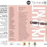 Tornare@Itaca XIII - Campo Visivo In/Out