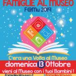 """Domenica 13 ottobre, al Museo dei Brettii e degli Enotri, l'iniziativa """"Famiglie al Museo"""""""
