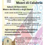 Seconda Giornata Regionale dei Musei di Calabria
