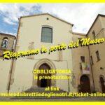 ZONA GIALLA - IL MUSEO RIAPRE AL PUBBLICO