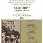 """Giovedì 1° luglio al Museo dei Brettii e degli Enotri la presentazione del libro """"Sertorio a quattromani"""", di Ugo Dattis e Paolo Veltri"""